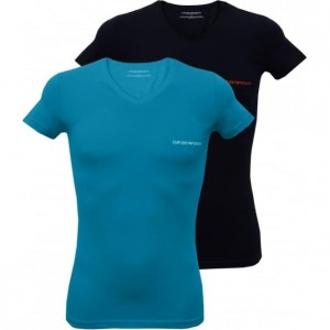 Emporio Armani - 2 Pack V- neck T-Shirt
