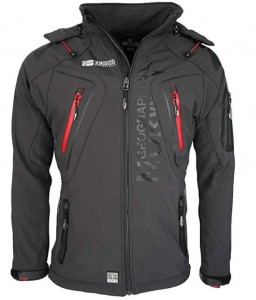 Kurtka męska Softshel Geographical Norway Techno Men 007