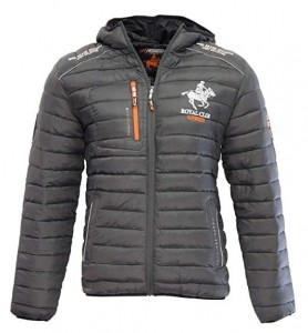 Kurtka męska Softshel Geographical Norway Bryan Men Dark Grey you 068