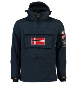 Softshell męski Geographical Norway Target Men Repeat 005