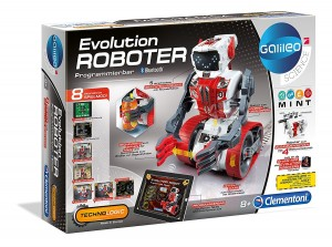 CLementoni Galileo Science   Roboter  Evolution
