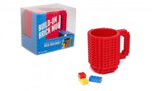 Build-On Brick Mug- Kubek